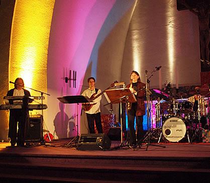 Auftritt bei der Nacht der Kirchen